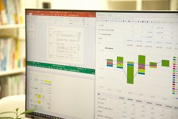 クラウドを活用した会計管理・業務効率化